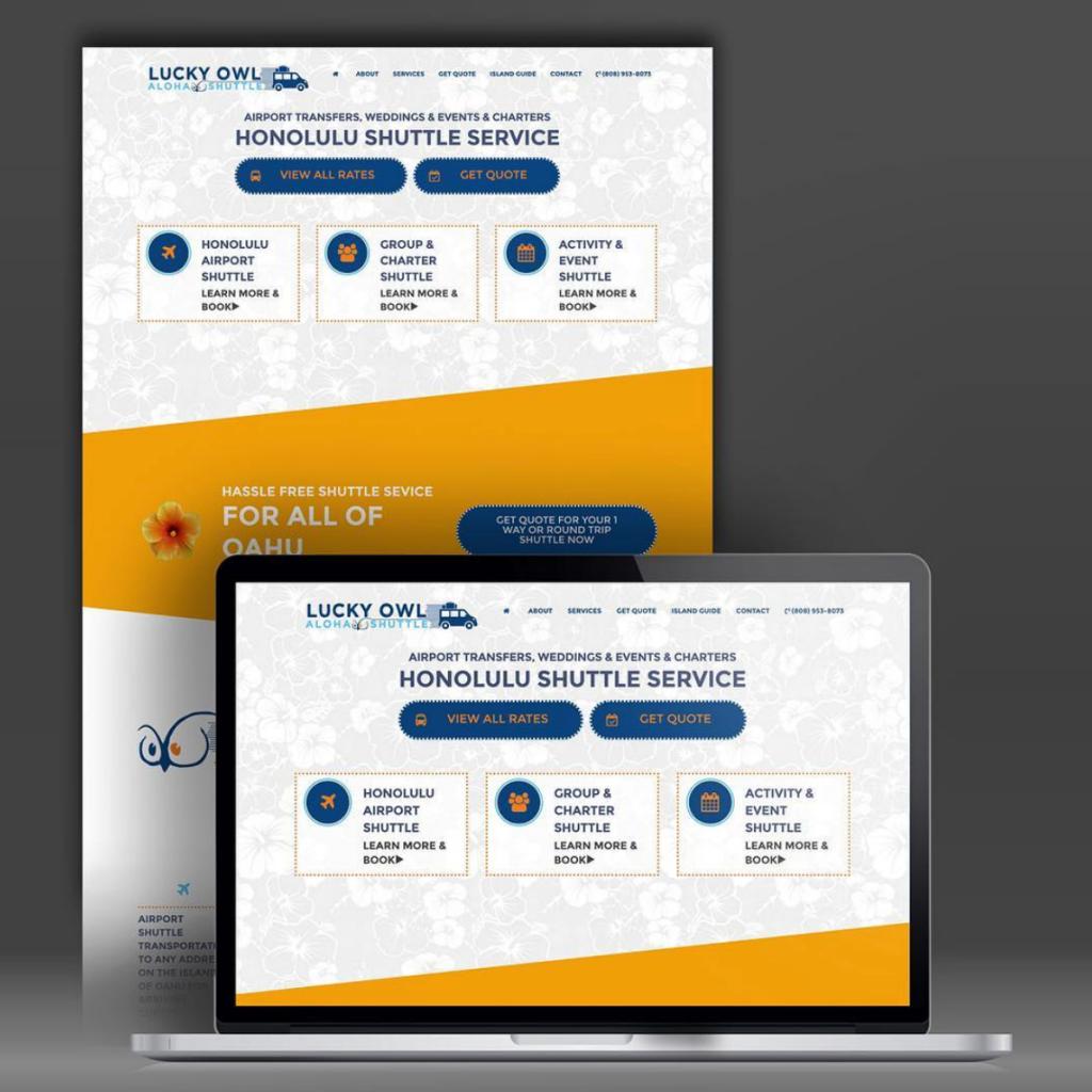 Premium Wordpress Website Design