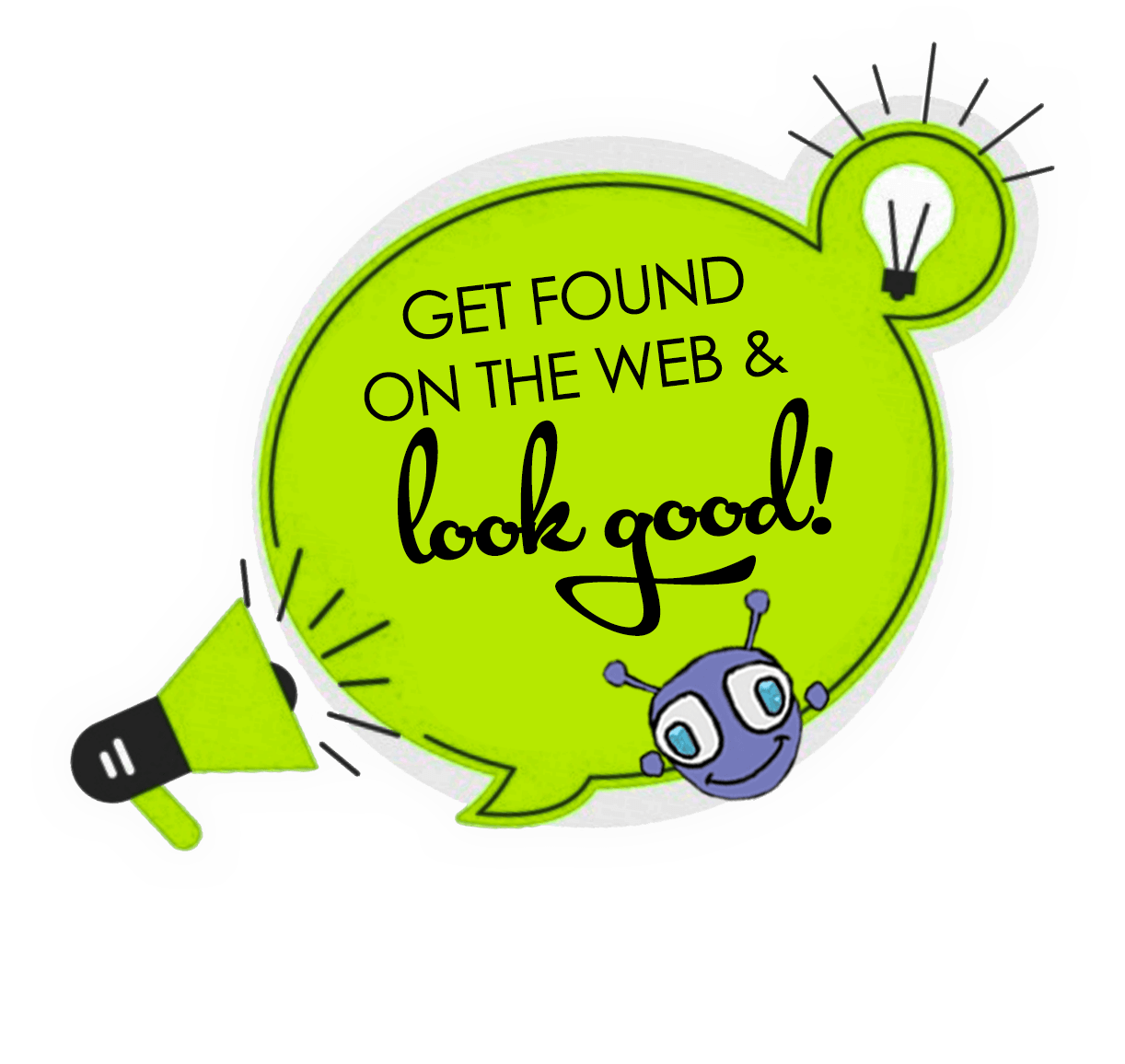 Get Found on the Web & Look Good!